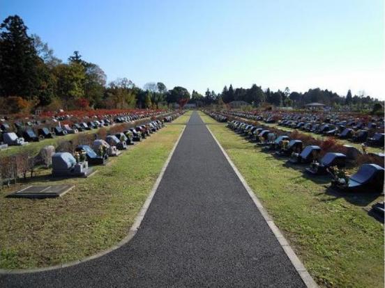 千葉市営平和公園墓地