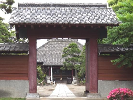 大覚院あかもん寺(船橋市海神)