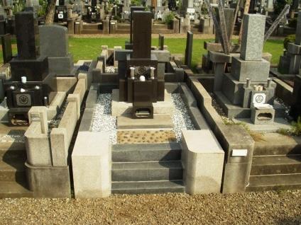 お墓リフォーム事例2