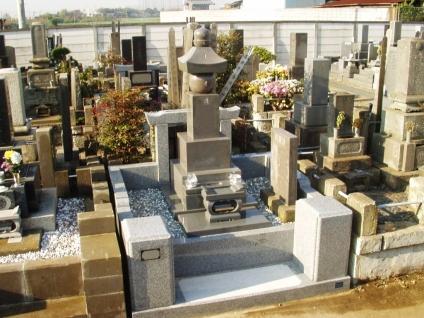 お墓リフォーム事例4