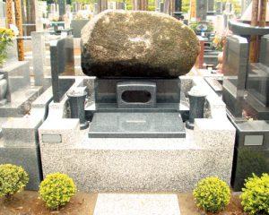 個性豊かなデザイン墓