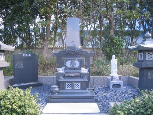 和型上蓮華のお墓