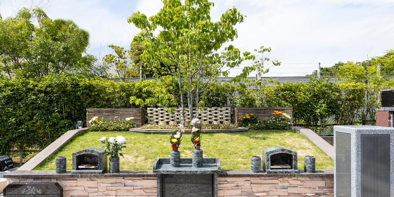 船橋の永代供養樹木葬