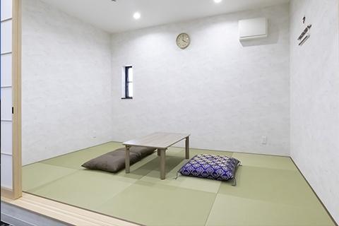 家族葬のオリーブ 船橋馬込ホール湯灌室・導師控室